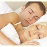 comment bien dormir deux sur un matelas double. Black Bedroom Furniture Sets. Home Design Ideas