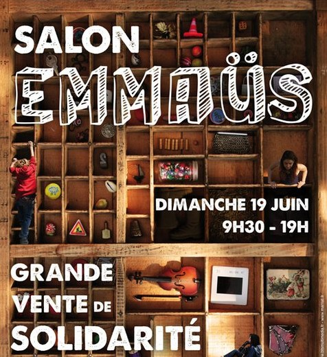 Le commerce quitable de meubles au salon emma s for Salon des ecoles de commerce
