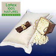 oreiller naturel latex peautre et plumes l 39 essai. Black Bedroom Furniture Sets. Home Design Ideas