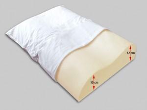 oreiller avec memoire de forme Oreiller mémoire de forme : qu'en pense l'ostéopathe ? oreiller avec memoire de forme