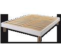 sommier lattes ou tapissier lequel choisir. Black Bedroom Furniture Sets. Home Design Ideas