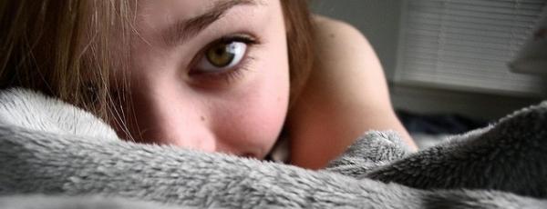 Gros plan sur l'oreiller cervical