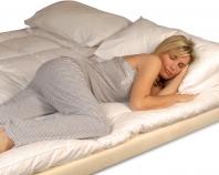 Surmatelas memoire, matelas ferme et positions de sommeil